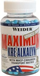 "Креатин ""Weider Maximum Kre-Alkalyn 120 капсул"" (Производитель Weider)"