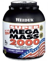 """Гейнеры """"Weider Mega Mass 2000 3000 г"""" (Производитель Weider)"""
