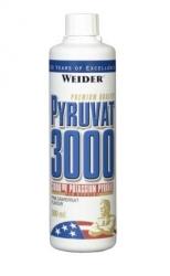 """Специальные препараты """"Weider Pyruvat 3000 500 мл"""" (Производитель Weider)"""