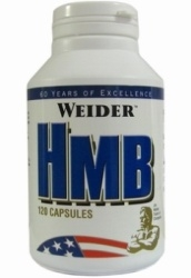 """Моноаминокислоты """"Weider HMB 120 капсул"""" (????????????? Weider)"""