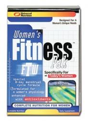 """Витамины и минералы """"UN Women's Fitness Pak"""" (Производитель Universal Nutrition)"""