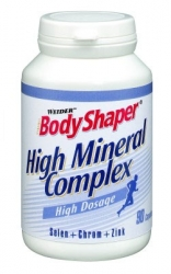 "Витамины и минералы ""Weider High Mineral Complex 90 капсул"" (Производитель Weider)"