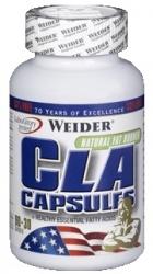 """Жирные кислоты """"Weider CLA 120 капсул"""" (Производитель Weider)"""