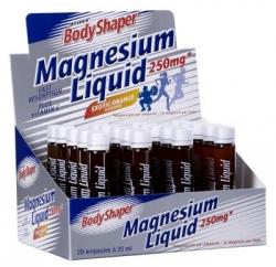 """Магний """"Weider Magnesium Liquid 20амп X 25мл"""" (Производитель Weider)"""