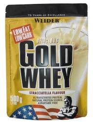"""Сывороточные """"Weider Gold Whey 500 г"""" (Производитель Weider)"""