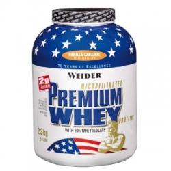 """Сывороточные """"Weider Premium Whey 2300 г"""" (Производитель Weider)"""