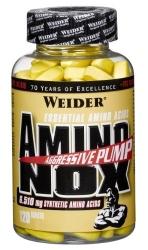 """Аминокислотные комплексы """"Weider Amino NOX 120 таблеток"""" (Производитель Weider)"""