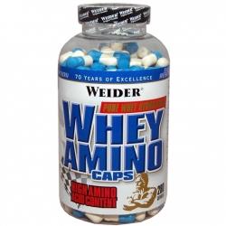 """Аминокислотные комплексы """"Weider Whey Amino caps 280 капсул"""" (Производитель Weider)"""