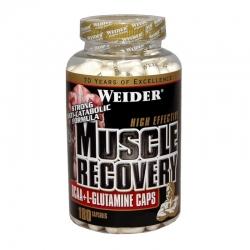 """BCAA """"Weider Muscle Recovery 180 капсул"""" (Производитель Weider)"""
