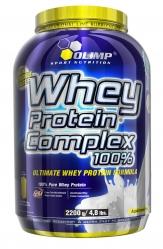 """Сывороточные """"OLIMP Whey Protein Complex 100% 2200 г"""" (Производитель OLIMP)"""