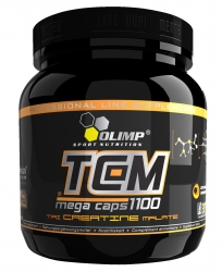 "Креатин ""OLIMP TCM mega Caps 400 капсул"" (Производитель OLIMP)"