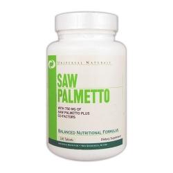 """Для простаты """"UN Saw Palmetto"""" (Производитель Universal Nutrition)"""