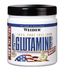 "Глютамин ""Weider L-Glutamin 400 г"" (Производитель Weider)"