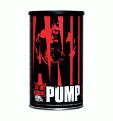 """Предтренировочные комплексы """"UN Animal Pump"""" (Производитель Animal)"""
