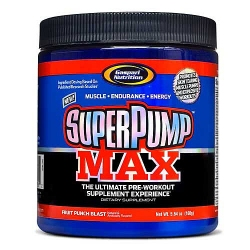 """Предтренировочные комплексы """"GN SuperPump MAX 160 г"""" (Производитель Gaspari Nutrition)"""