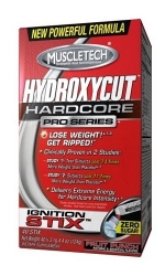 "Термогеники ""MT Hydroxycut HC Pro Stix"" (Производитель MuscleTech)"