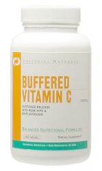 """Витамины и минералы """"UN Vitamin C Buffered"""" (Производитель Universal Nutrition)"""