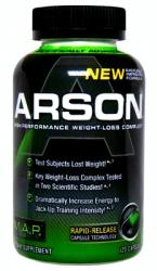 "Термогеники ""MAP Arson Pro"" (Производитель MuscleTech)"
