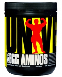 """Аминокислотные комплексы """"UN 100% Egg Amino"""" (Производитель Universal Nutrition)"""
