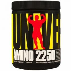 """Аминокислотные комплексы """"UN Amino 2250 100 tab"""" (Производитель Universal Nutrition)"""