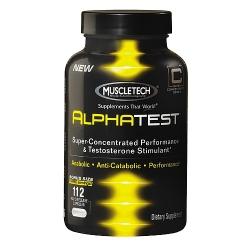 """Повышение тестостерона """"MT AlphaTest"""" (Производитель MuscleTech)"""