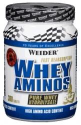"Аминокислотные комплексы ""Weider Whey Aminos 300 таблеток"" (Производитель Weider)"