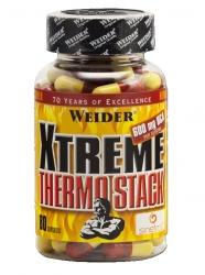 "Термогеники ""Weider Xtreme Thermo Stack 80 капсул"" (Производитель Weider)"