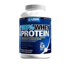 """Сывороточные """"USN 100% Whey Protein 2280g"""" (Производитель USN)"""