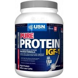 """Многокомпонентные """"USN Pure Protein IGF-1(1кг)"""" (Производитель USN)"""