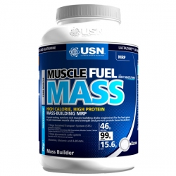 """Гейнеры """"USN Muscle Fuel Mаss (2kg)"""" (Производитель USN)"""