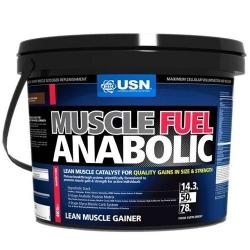 """Гейнеры """"USN Muscle Fuel Anabolic 4кг"""" (Производитель USN)"""