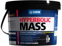"Гейнеры ""USN HyperBolic Mass 6kg"" (Производитель USN)"