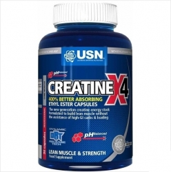 "Креатин ""USN Creatine X4 30 caps"" (Производитель USN)"