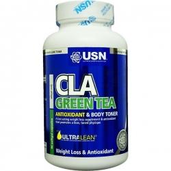 """Жирные кислоты """"USN CLA Green Tea 90 caps"""" (Производитель USN)"""
