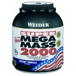"""Распродажа """"Weider Mega Mass 2000 3 кг (распродажа)"""" (????????????? Weider)"""