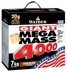"""Распродажа """"Weider Mega Mass 4000 7кг (распродажа)"""" (Производитель Weider)"""