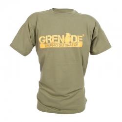 "Одежда ""Grenade Футболка хаки"" (Производитель Grenade)"