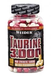 """Моноаминокислоты """"Weider Taurine 3000 180 капсул"""" (Производитель Weider)"""