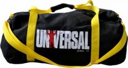 """Инвентарь """"UN Спортивная сумка желтая"""" (Производитель Universal Nutrition)"""