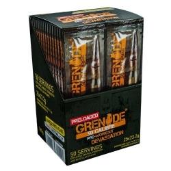 """Предтренировочные комплексы """"Grenade .50 Calibre Pre Loaded"""" (Производитель Grenade)"""