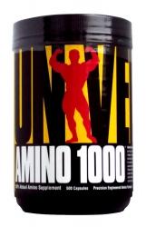 """Аминокислотные комплексы """"UN Amino 1000"""" (Производитель Universal Nutrition)"""