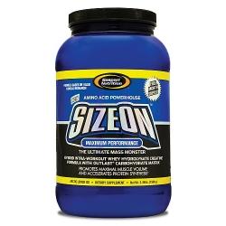 """Углеводные энергетики """"GN SizeOn Max Performance"""" (Производитель Gaspari Nutrition)"""
