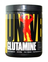 """Глютамин """"UN Glutamin 300г"""" (Производитель Universal Nutrition)"""