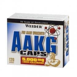 "Аргинин ""Weider AAKG caps 120 капсул"" (Производитель Weider)"