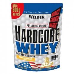 "Многокомпонентные ""Weider Hardcore Whey Protein 600 г"" (Производитель Weider)"