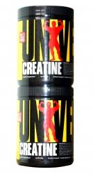 "Креатин ""UN Creatine 1+1"" (Производитель Universal Nutrition)"