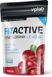 """Растворимые изотоники """"VPLab FitActive Fitness Drink + Q10"""" (Производитель VP Laboratory)"""