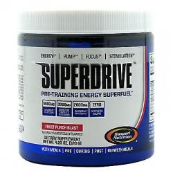"""Предтренировочные комплексы """"GN SuperDrive 20 порций"""" (Производитель Gaspari Nutrition)"""