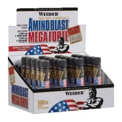 "Аминокислотные комплексы ""Weider Amino Blast Mega Forte 20амп Х 25мл"" (Производитель Weider)"