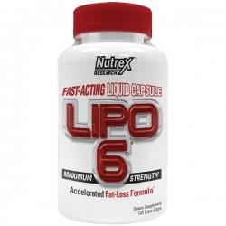 "Термогеники ""Nutrex Lipo 6"" (Производитель Nutrex)"